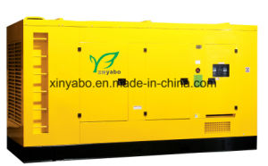 gruppo elettrogeno diesel di 400kVA Cummins Nta855-G1a
