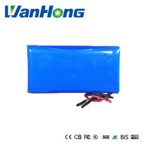 114077pl 8200mAh Batería de polímero de litio para los efectos de sonido