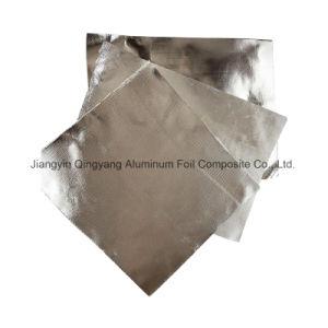 アルミホイルのガラス繊維の布ファブリック蒸気導管のための反射熱絶縁体
