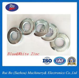 65mn Bleu/zinc jaune25-511 français de l'enf rondelle standard avec l'ISO