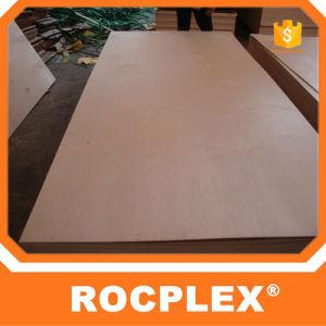 Rocplexの家具の合板、ポプラのコアによって薄板にされる合板の海兵隊員