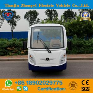 1 Ton chinês com certificado CE Veículo Eléctrico
