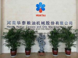 ISO9001/SGS/Ce別の容量の米糠の石油精製装置