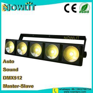 De Lichte 5PCS 30W RGB 3in1 LEIDENE van het stadium Matrijs van de MAÏSKOLF