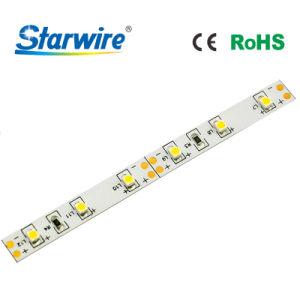 12V/24V 60LEDs per tester impermeabilizzano una striscia di 3528 SMD LED