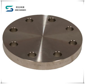 Flangia cieca di En1092-1 304L per gli accessori per tubi