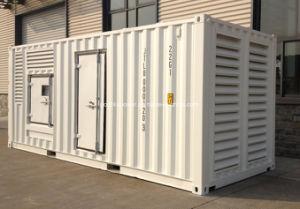 3 generatore diesel messo in recipienti di fase 220V 800kw da vendere