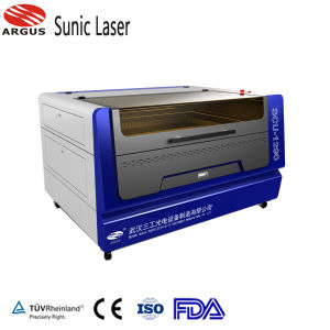 machine de découpage à gravure laser Laser CO2 Mark Etch recuit Emboss timbre polonais
