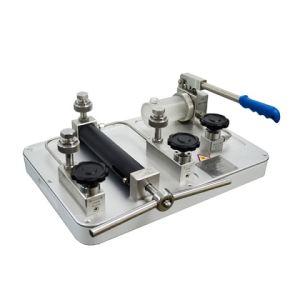 Neue hydrostatischer Druck-Kalibrierungs-Pumpe mit Stab 700