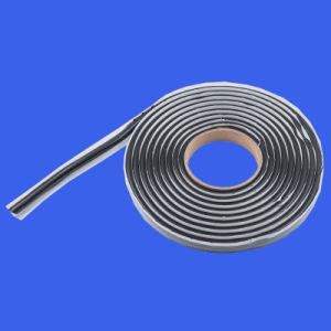 防水テープを密封する風防ガラス修理