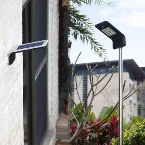 太陽ライトを取付けるNsl-10 ABSシェルのポーランド人の街灯の壁