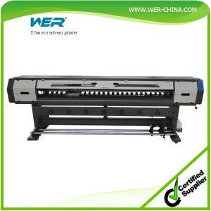 8feet Two Epson Dx7 Head Poster Printing Machine