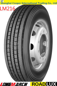 Longmarch Radial Steer/Trailer Highway Truck Tire with E-MARK (11R22.5 LM216)