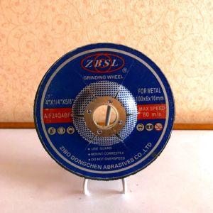 Mola abrasiva, disco di molatura per la pietra