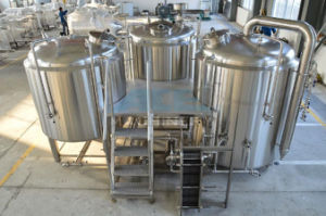 Eua as vendas a quente de aço inoxidável do tanque de cerveja/Tanque Brilhante/Tanque Brite/Brite Tanque de cerveja (ACE-FJG-AR)