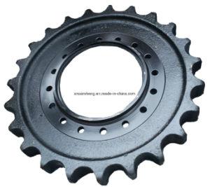 La machinerie de construction les segments de barbotin pour excavatrice à chenilles de pièces de châssis porteur de nivelage