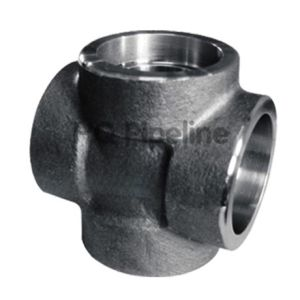 A105 ha forgiato la traversa della saldatura di /Socket degli accessori per tubi del acciaio al carbonio