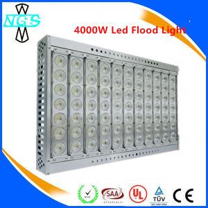 Poste de alta potencia de 4000 vatios de luz LED para iluminación de exterior