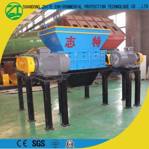 이용된 타이어 슈레더 또는 도시 고형 폐기물 또는 플라스틱 또는 금속 또는 나무 또는 광선 고무 타이어 쇄석기