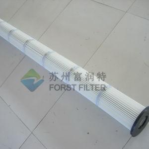 Forst Spitzenladen gefalteter Polyester-Filter