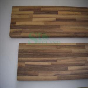 Panel de Chapa de madera de nogal piso para muebles decorativos