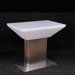 Merveilleux Pub LED Table à Manger Pour Ensembles De Salle à Manger