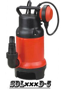 (SDL400D-5)汚れた水のための浮遊物スイッチが付いているプールの浸水許容ポンプ