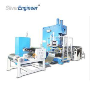 Горячая продажа контейнер из алюминиевой фольги бумагоделательной машины в Китае