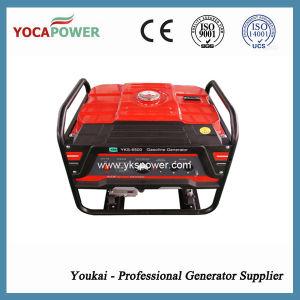 5kw électrique ou démarrage manuel générateur à essence