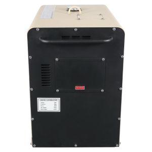 携帯用5kw緊急の発電機セット(DG6LN)