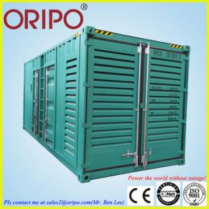 防音および防水の1000kVA/800kw Oripoの携帯用ディーゼル発電機