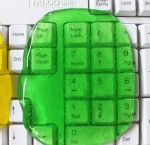Pó mágico super limpos viscoso Gel Gel de Limpeza do teclado