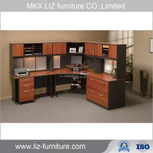 Armario modular de alta estación de trabajo de oficina con el sistema de almacenamiento (2210)