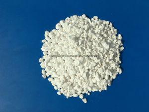 Witte Korrel, Poeder, Vlok, het Korrelige Dihydraat van het Chloride van het Calcium