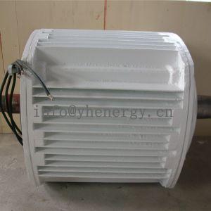 Fase 3, el alternador a bajas revoluciones para el aerogenerador de 300W-100kw