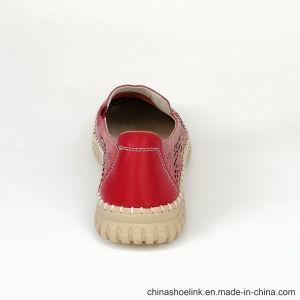 Nouveau Mesdames fashion des chaussures en cuir