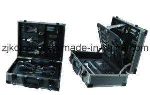 [63بكس] ألومنيوم تخزين [توولبوإكس] نوع أنواع من صناعة يدويّة أداة مجموعة