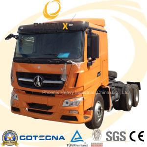 De HoofdVrachtwagen van de Tractor van de Cabine 420HP van Beiben van Northbenz V3 voor de Markt van Zuidoost-Azië