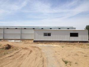 Gallinero de alta calidad de la casa de estructura de acero prefabricados