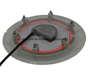 Resina subacquea esterna del riflettore IP68 30W 35W 42W del raggruppamento LED RGB dell'indicatore luminoso 12V riempita