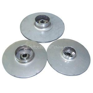Pumpsのためのステンレス製のSteel Impellers 130-2