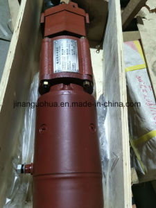 12vb. 21.00オイルクーラーアセンブリShengdong Jichaiのエンジン部分