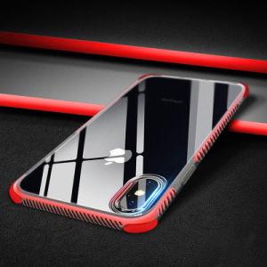 iPhone 6のための耐衝撃性の透過携帯電話カバー