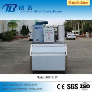 Funzionamento e manutenzione facili economizzatori d'energia del creatore di ghiaccio del fiocco 500kg