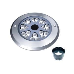 Gl240 24Wの高い発電IP68はLEDの地上ライトを防水する