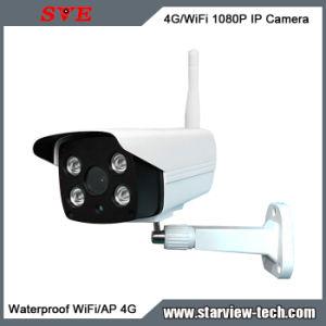 Sécurité sans fil WiFi 4G vidéo 1080P Caméra IP CCTV étanche
