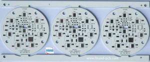 PCB de aluminio en la luz del LED (con diferente potencia)
