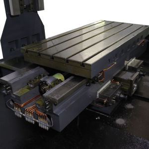 Bohrmaschine der werkzeugmaschine-T6