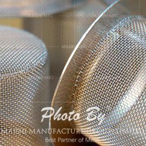 Сетка из нержавеющей стали цилиндра сетчатый фильтр