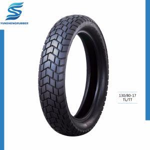 Chinesische Qualitäts-neue Gummireifen-schlauchloser Motorrad-Reifen